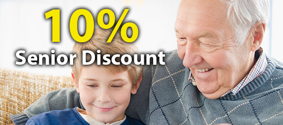 10% Plumbing Senior Discount when you call a Jet set La Perouse plumber